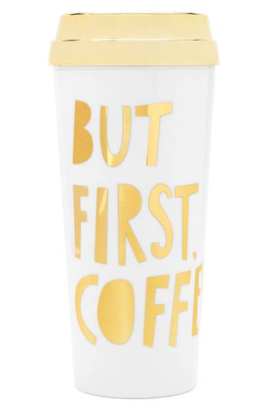 Ban.Do But First Cofee Travel Mug