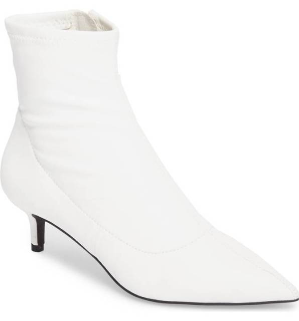 Free People Marilyn Kitten Heel Bootie