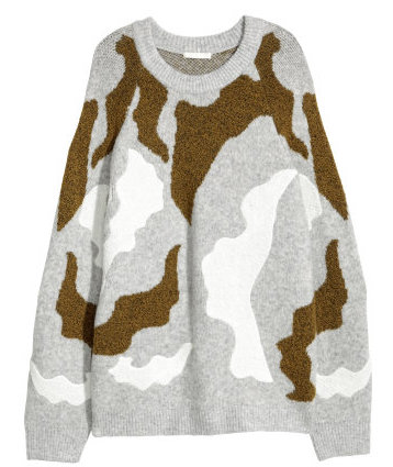 H&M Jacquard Sweater
