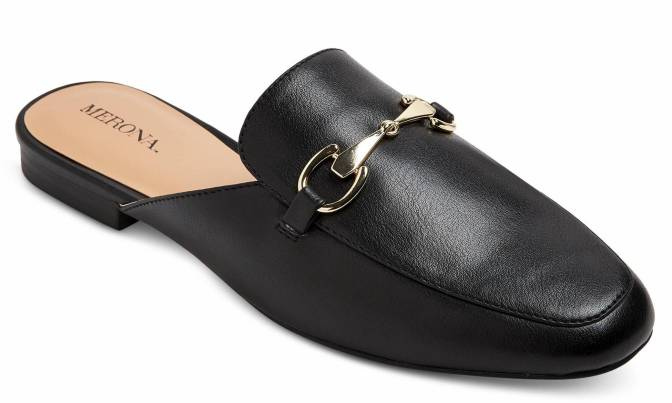Kona Backless Mule Loafers