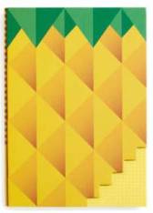 MOMA Pineapple Notebook
