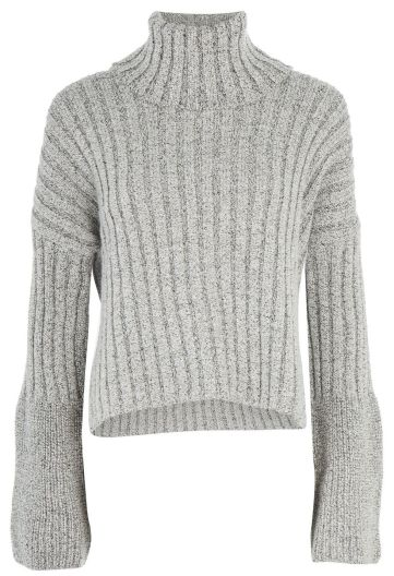 Topshop Wide Ribbed Roll Neck Sweater..jpg